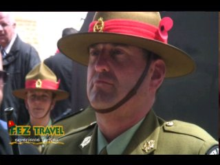 Our ANZAC Day - New Zealand video [21.1 Kb 1:34 mins]